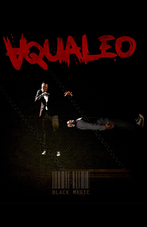 Aqualeo Poster