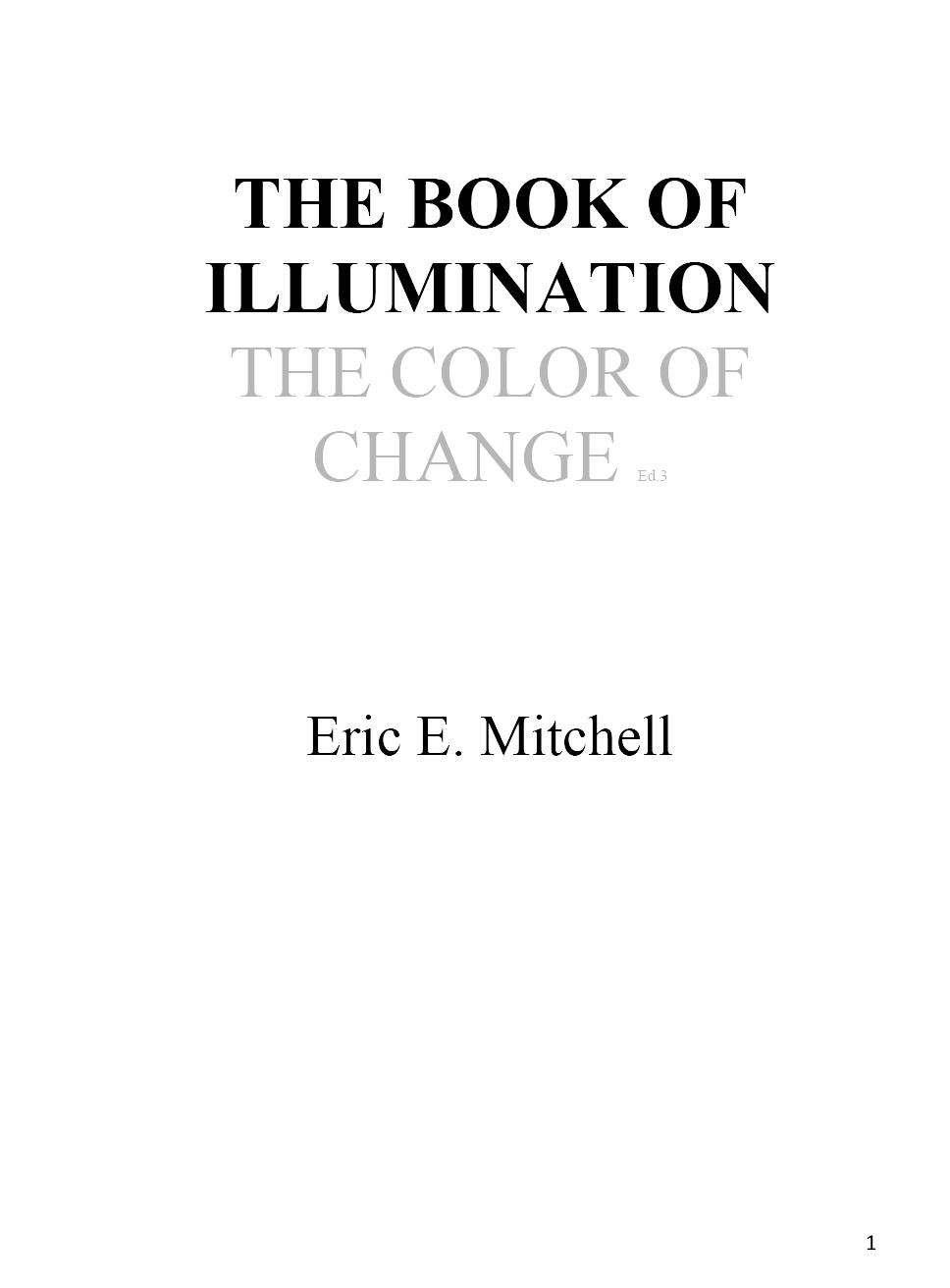 Aqualeo Book Of Illumination